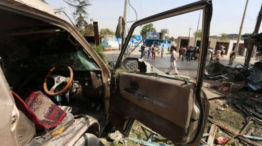 पाकिस्तान बम विस्फोटमा चारजनाको मृत्यु, १२ घाइते