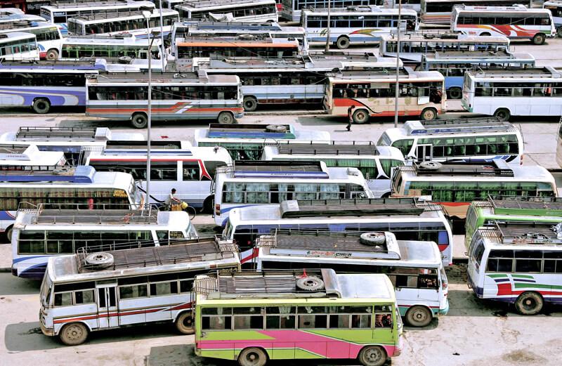 सार्वजनिक यातायात सञ्चालनमा सहजीकरणको माग